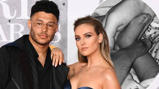 Perrie Edwards gave birth on 21 August