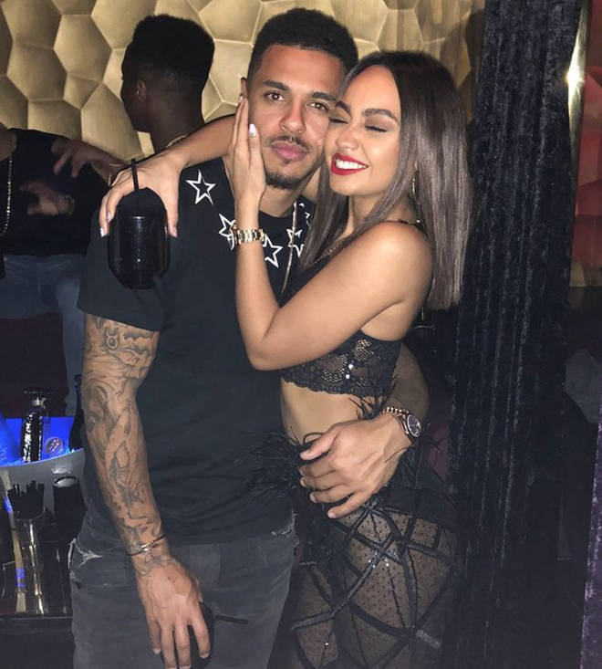 Leigh-Anne Pinnock and Andre Gray have been together since 2016