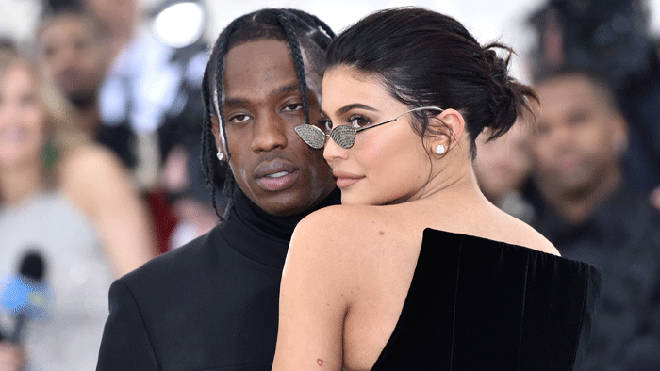 Kylie Jenner and Travis Scott have been fuelling marriage rumours