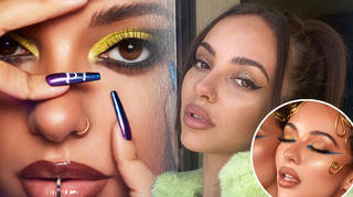 Jade Thirlwall is launching an eyeshadow palette of her favourite colours