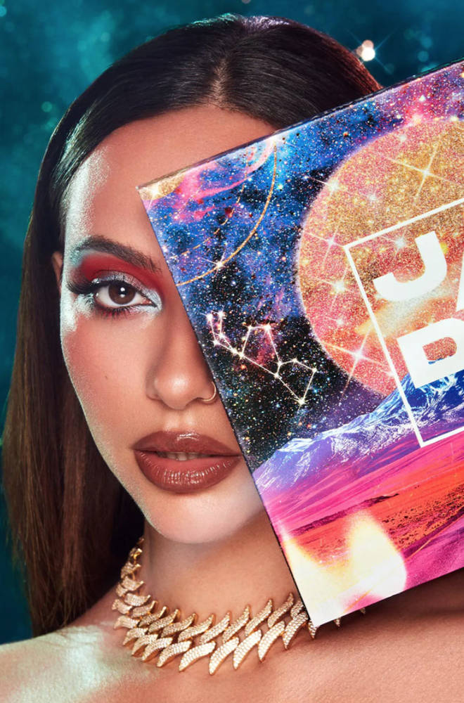 Jade Thirlwall has made a palette of all her favourite eyeshadow colours