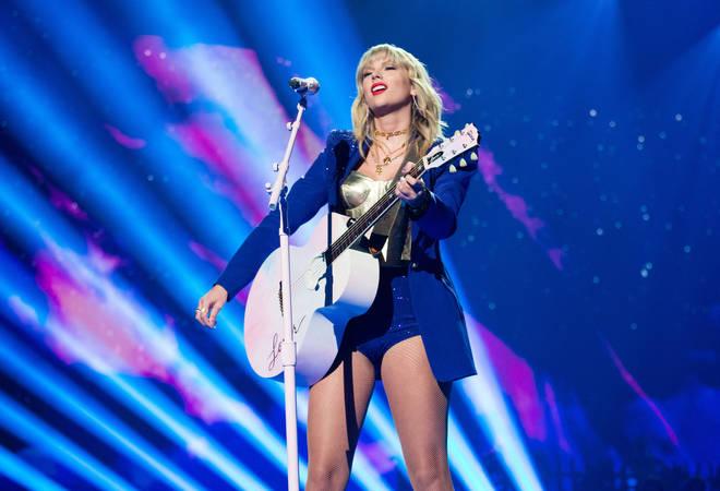 Taylor Swift was to headline Glastonbury in 2022