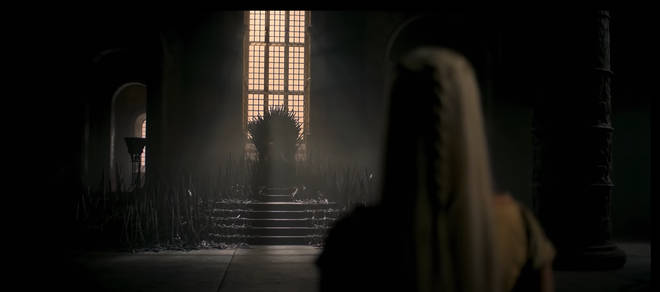 The throne is 'more accurate' to the GoT books according to diehard fans
