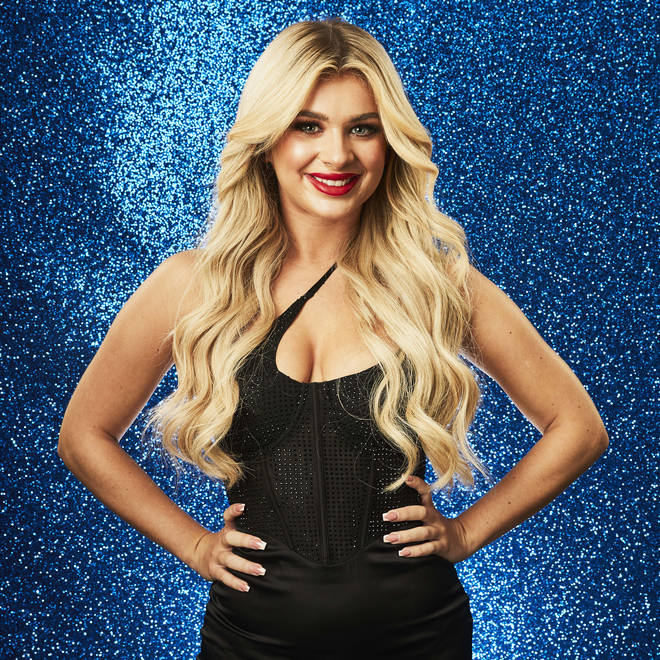 Liberty Poole is on the line-up for the 14th Dancing On Ice season