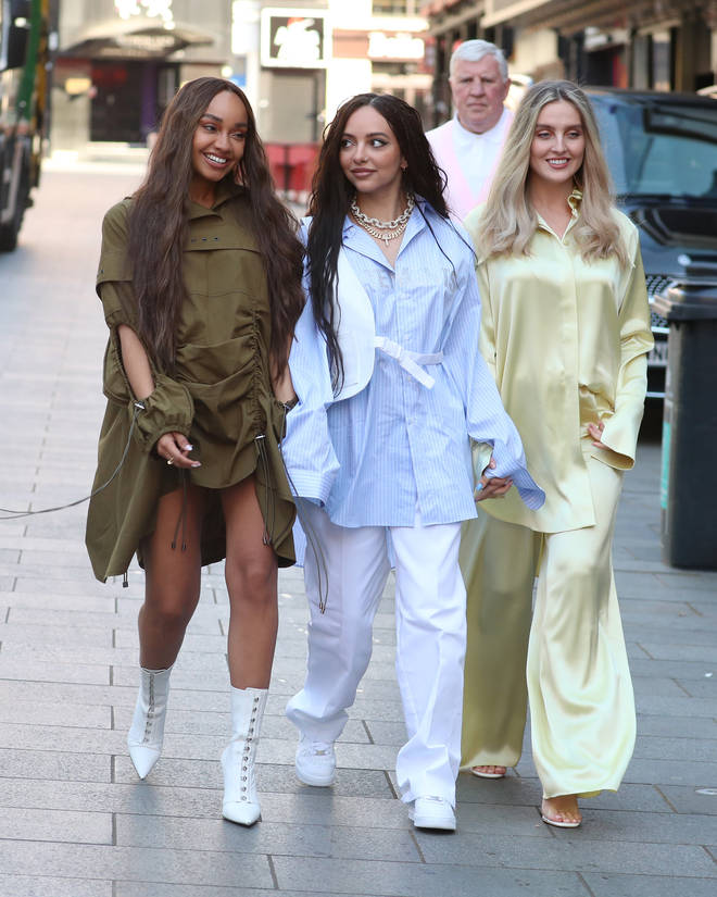 Leigh-Anne Pinnock and Perrie Edwards both became mums this summer