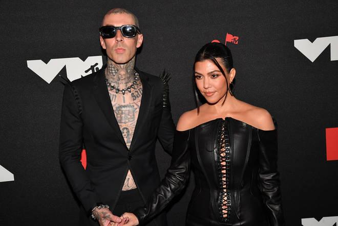 Kourtney Kardashian has been dating Travis Barker since December