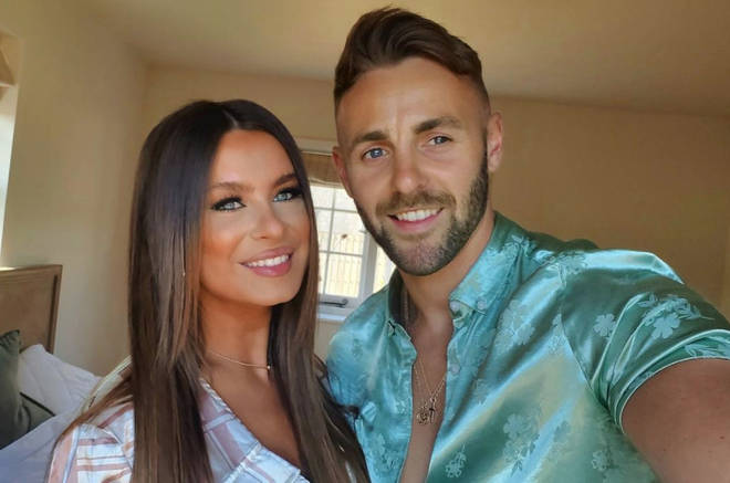 Tayah and Adam plan to get married as soon as their dream venue becomes available