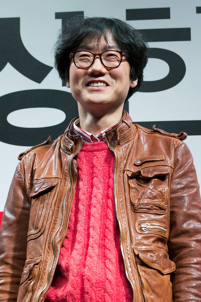 Hwang Dong-hyuk had been championing for the show to be made for years