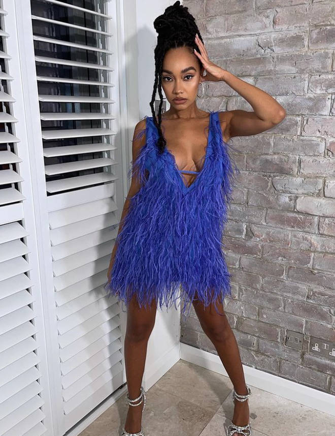 Leigh-Anne Pinnock looked stunning as she marked her 30th