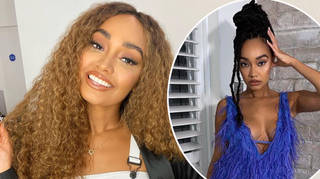 Leigh-Anne Pinnock reflected on how much she's grown