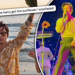 Harry Styles loved his latest fan gift