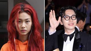 Jung Ho-yeon has a boyfriend who's also an actor