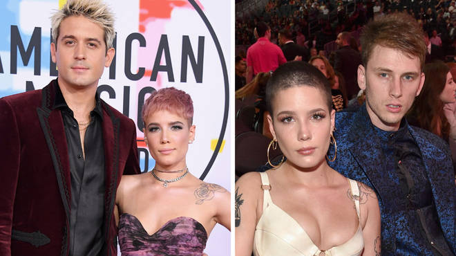 Halsey boyfriend and dating history revealed: From Machine