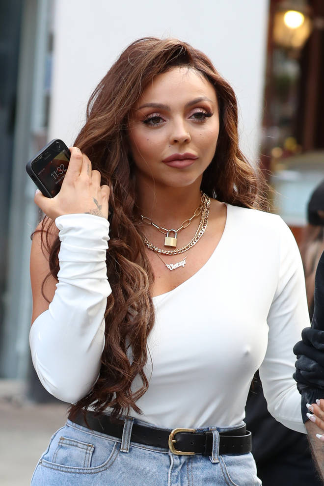 Jesy Nelson is about to drop her first solo track