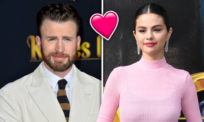 Could the Chris Evans and Selena Gomez rumours be true?