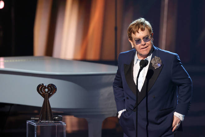 Elton John finally works on a song with friend Ed Sheeran