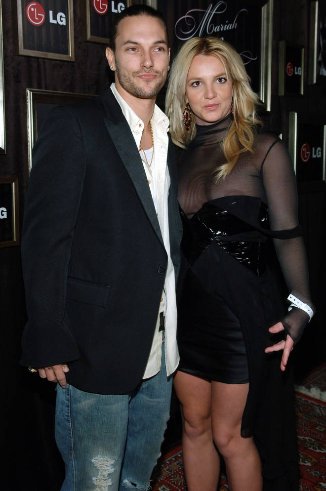 Kevin Federline and Britney Spears were married for two years