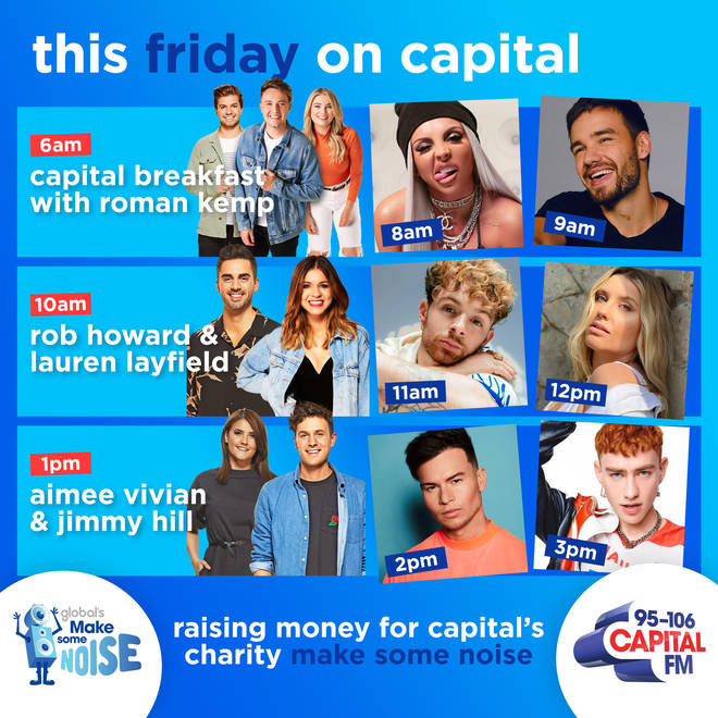 Friday 8 October on Capital