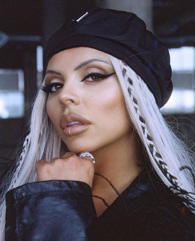 Jesy Nelson marked Mental Health Awareness Day online