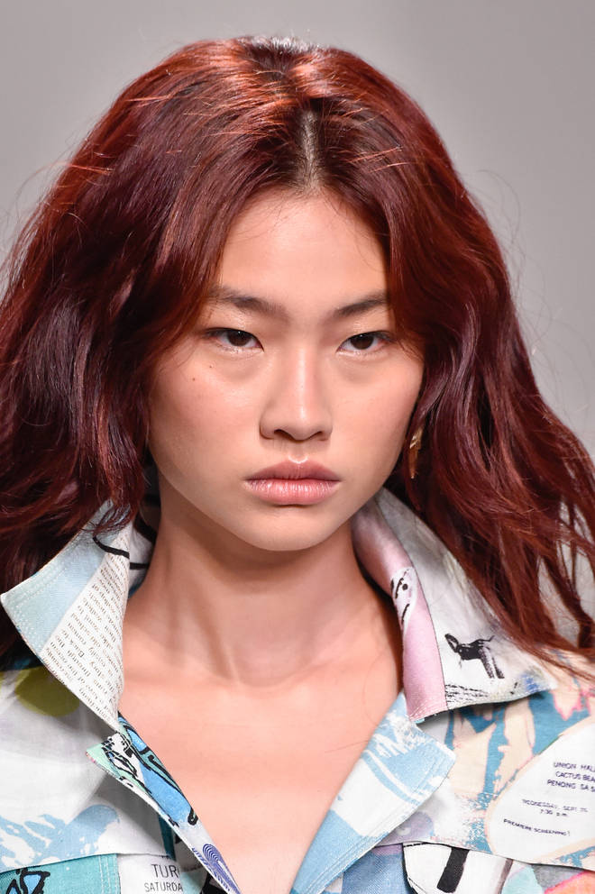 Jung Ho-yeon is now in popular demand amongst designers