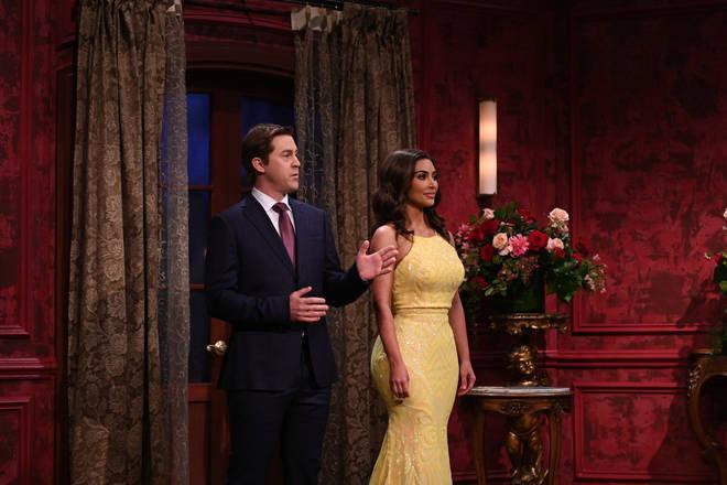 Kim Kardashian's SNL stint was hilarious