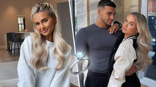 Molly-Mae 'would like a ring soon' from Tommy Fury