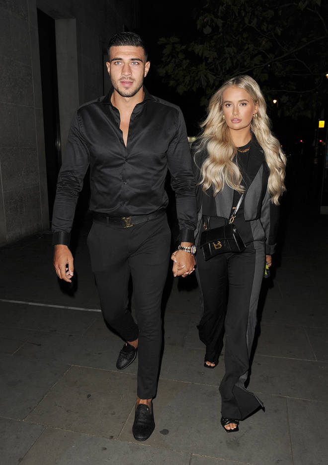 Molly-Mae Hague and Tommy Fury have been together since Love Island 2019