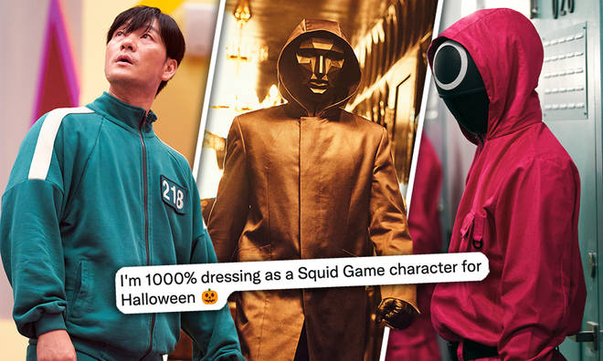 Here's every Squid Game costume you could dress up as