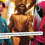 Here's every Squid Game costume you could dress up in