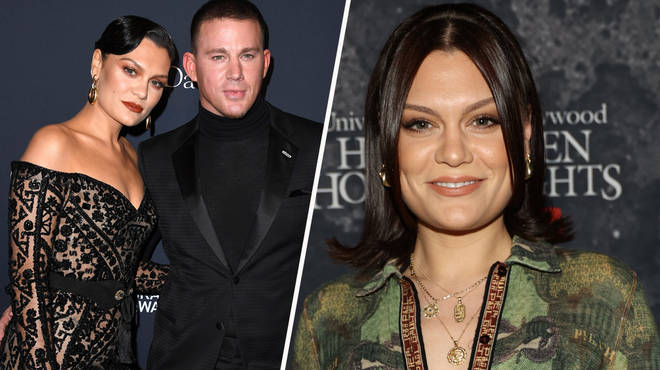 Jessie J and Channing Tatum were together for two years