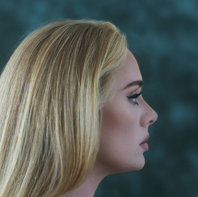 Adele's album cover for '30'