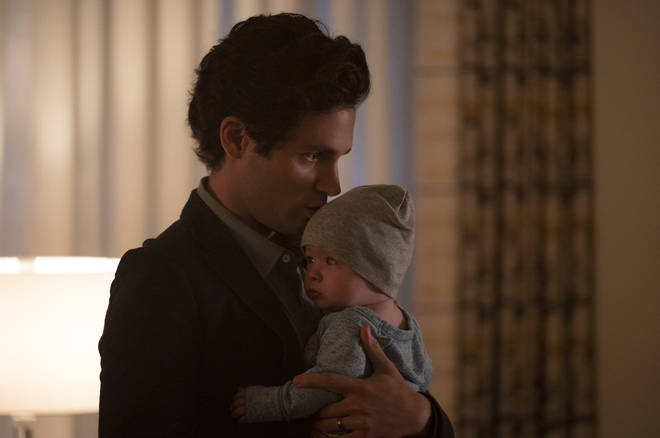 Joe Goldberg and Love Quinn became parents in You series 3