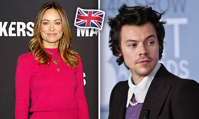 Olivia Wilde talks about her London lifestyle