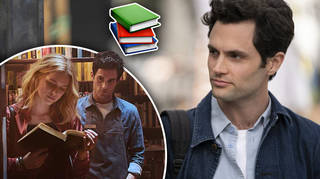 What books inspired Netflix's You?