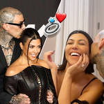 Kourtney Kardashian and Travis Barker are officially engaged