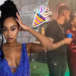 Leigh-Anne Pinnock marked her 30th with a huge party