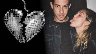 Mark Ronson and Miley Cyrus have collaborated on a brand new song, 'Nothing Breaks Like A Heart'