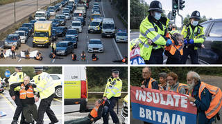 Insulate Britain have called for 10mph speed limits to be imposed during their protests