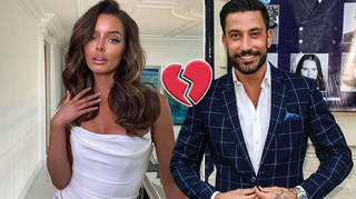 Giovanni Pernice 'dumped Maura Higgins' over their schedules clashing