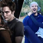 Twilight's Alice and Emmett Cullen just had a mini-reunion!