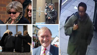 Ali Harbi Ali has been charged with the murder of Sir David Amess.