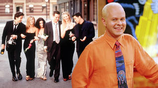 The cast of Friends paid tribute to their late co-star James Michael Tyler