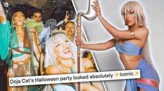 Doja Cat had the most iconic party