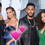 Perrie and Leigh-Anne share a song that reminds them of their boyfriends