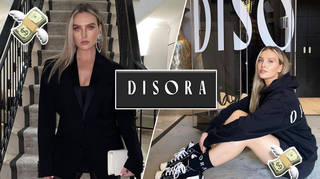 Disora will give Perrie Edwards a new stream of income