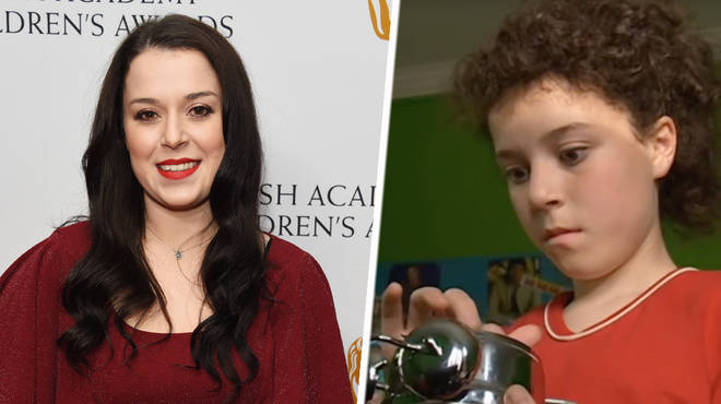 Dani Harmer is reprising her role as Tracy Beaker.