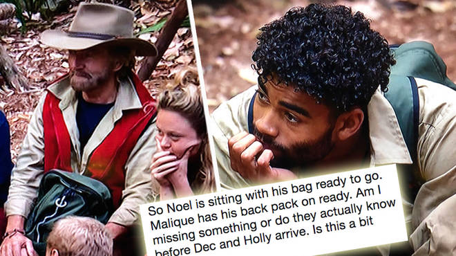 Fans think I'm A Celeb might be fixed.