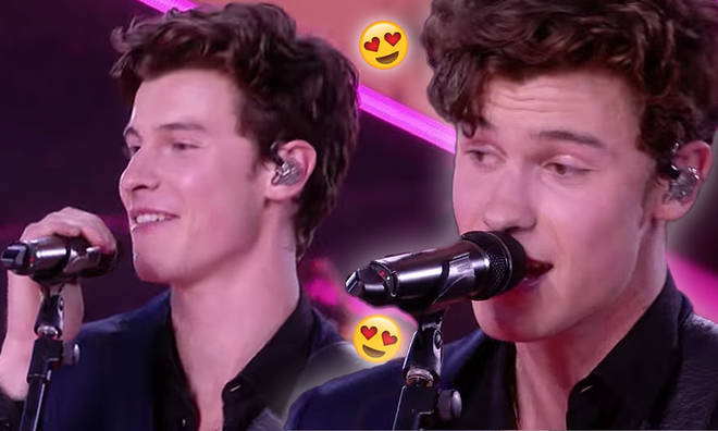 Shawn Mendes's performance of 'Lost In Japan' at Victoria's Secret Show 2018