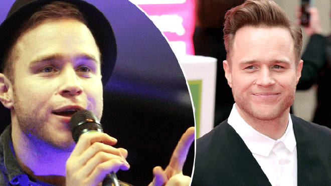 Olly Murs singing career
