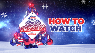 Here's how you can watch the Jingle Bell Ball live!